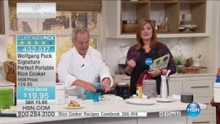 HSN | Chef Wolfgang Puck 06.04.2017 - 11 AM