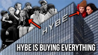 BTS, Ariana Grande, Justin Bieber Are Under HYBE! [HYBE buys Ithaca Holdings]