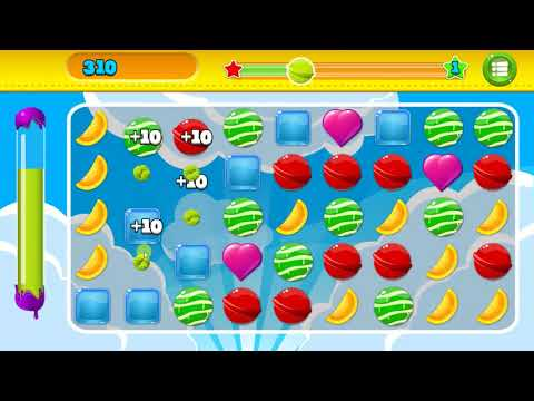 Sweet World Express Android Game