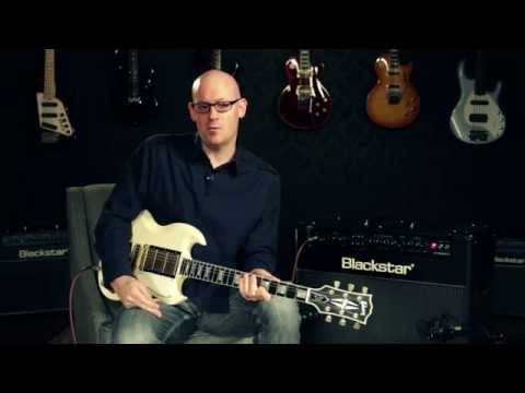 Blackstar HT 60 Stage Combo Amp Demo