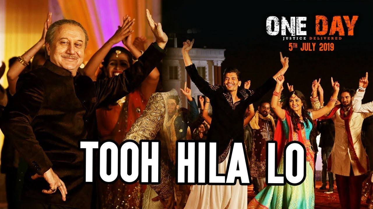 Tooh Hila lo Mp3 song download Anupam Kher, Esha G