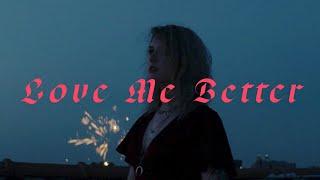 Смотреть клип Mothica - Love Me Better