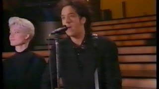 Roxette The heart shaped sea & Queen of rain-Sweden 1992