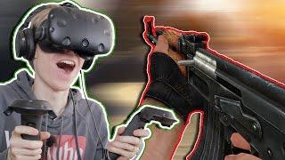 AMAZING VR MULTIPLAYER FPS! | Pavlov VR (HTC Vive Gameplay)