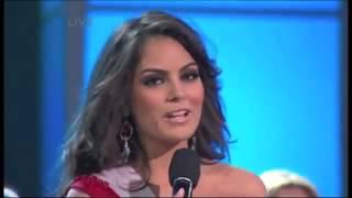 Ximena Navarrete Resumen de Miss Universo 2010 Ganadora Miss Mexico!