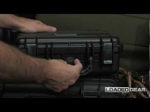 Loaded Gear HD-200 Watertight Hard Case BH11858 By Barska