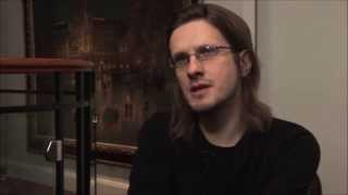 Steven Wilson interview 2013 - The Raven That Refused To Sing (And Other Stories)