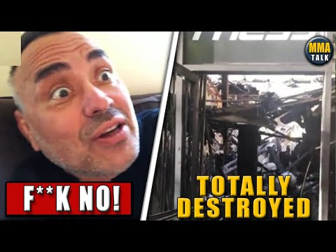 Eddie Bravo Reacts To 10th Planet Gym Getting Destroyed In Protests, Cormier Praises Jones, Adesanya