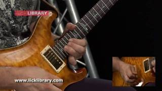 Gary Moore - Empty Rooms - Solo Performance With Stuart Bull Licklibrary