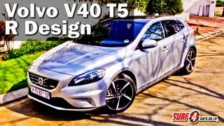 Volvo V40 T5 R Design - the car #Twilight should have used | Surf4cars