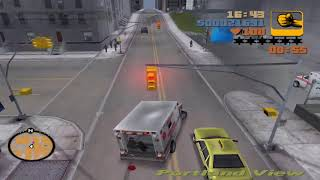 Grand Theft Auto III 100% Speedrun in 4:37:36