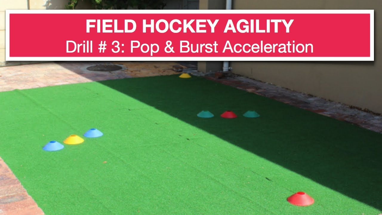 Check Out These 3 Field Hockey Drills You Can Try Revolution Field