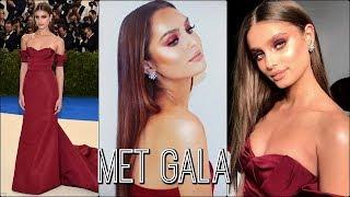 Taylor Hill Met Gala 2017 Tutorial | PROM/Red Carpet Makeup💄