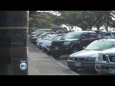 Free parking at Honolulu Zoo to end soon
