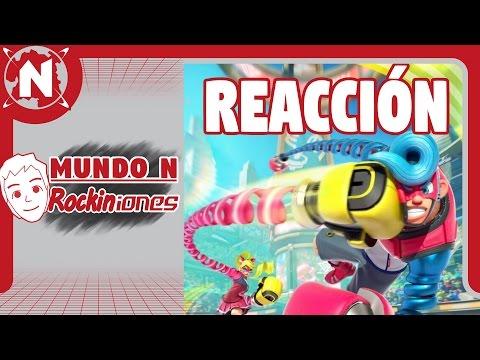 El Nintendo Switch es GENIAL (Reacción) - Rockiniones