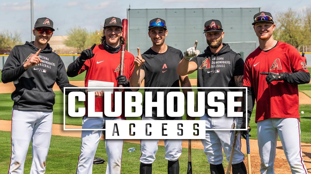 "Clubhouse Access   Season 3 Ep. 5 ""FUNdamentals"" - Arizona Diamondbacks"