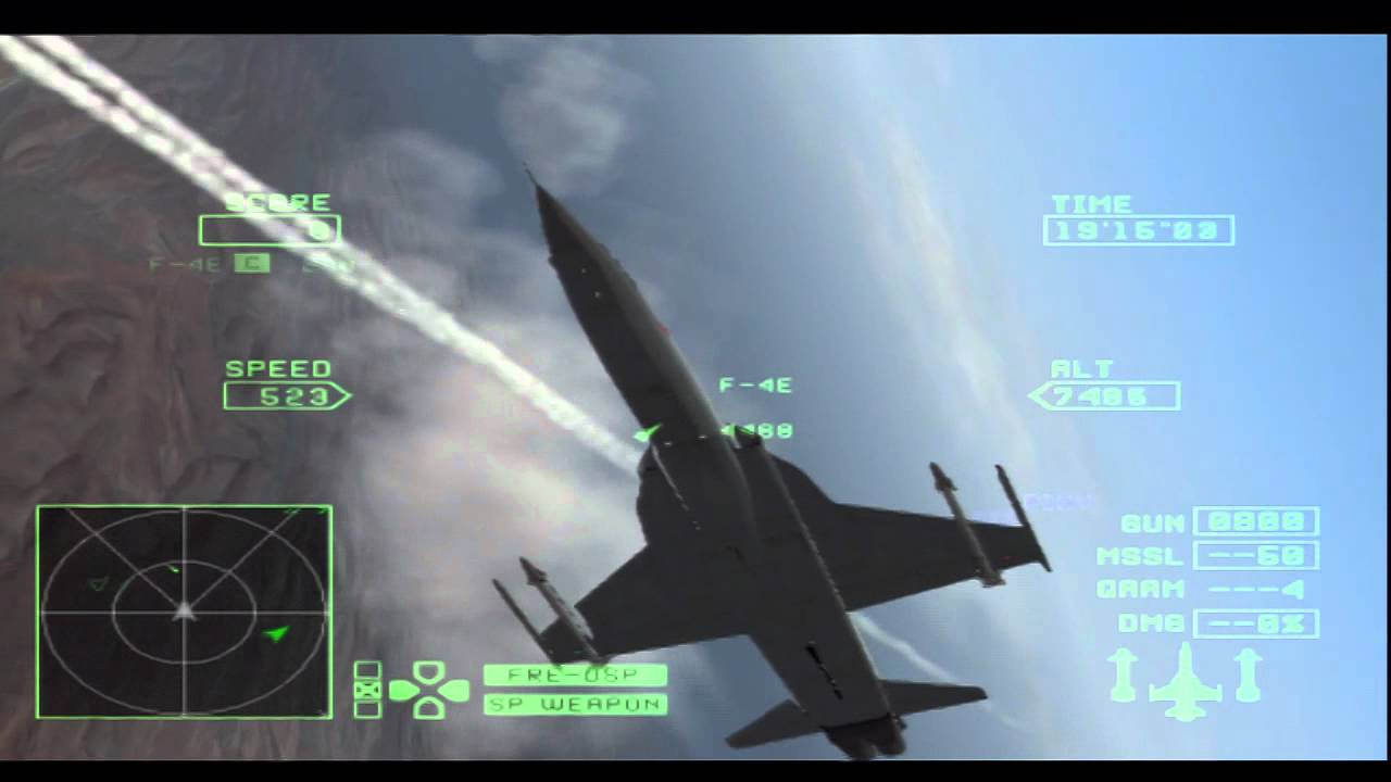 The Round Table Ace Combat.Ace Combat Zero Mission 3 The Round Table
