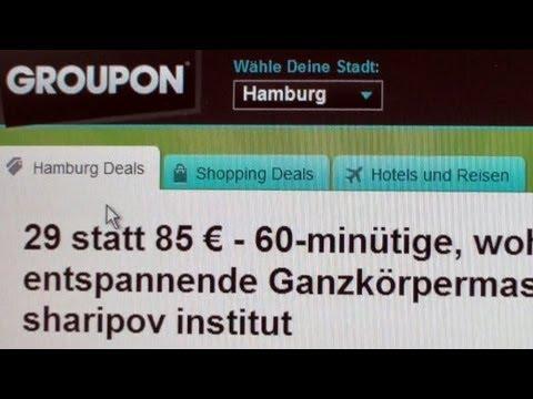 Schnäppchen im Internet: Die Tricks von Groupon