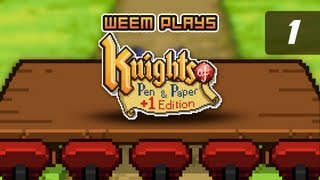 Knights of Pen and Paper +1 Edition Let