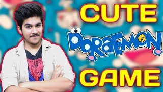 CUTE !! DORAEMON Game For Android | My Fav | You Must Try Guys 2018 (HINDI)