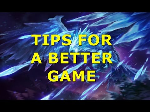 [ANY ELO] TIPS FOR A BETTER GAME - Diamond Anivia Full Game Analysis