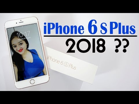 iPhone 6S PLUS (2018)