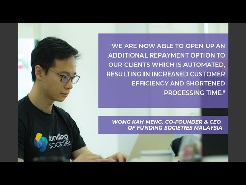 Powered By Curlec: Funding Societies Malaysia