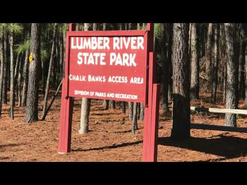 Lumber River State Park, Wagram NC