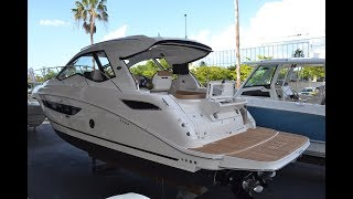 2018 Sea Ray Sundancer 350 Coupe For Sale at MarineMax Naples Yacht Center