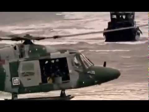 Commercial Ford Fiesta with Royal Marines.