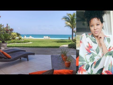 Beautiful Dominican Republic House Tour | Ocean View!! Vacation 2018