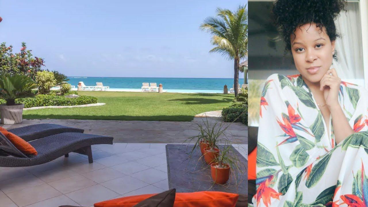 Beautiful Dominican Republic House Tour Ocean View