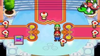 Mario & Luigi Partners in Time: Ending/ Credits
