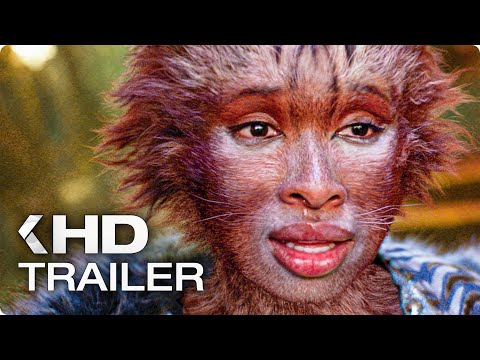 CATS Trailer & First Look (2019)
