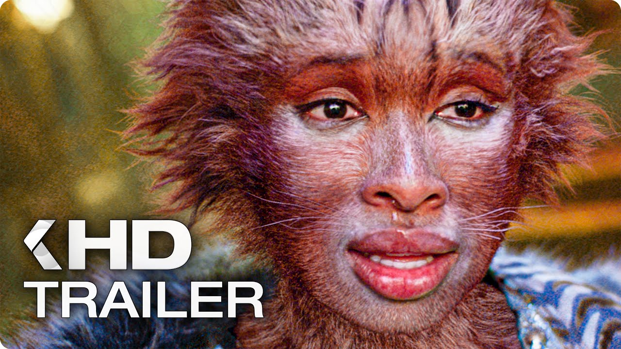 Cats Trailer First Look 2019 Youtube