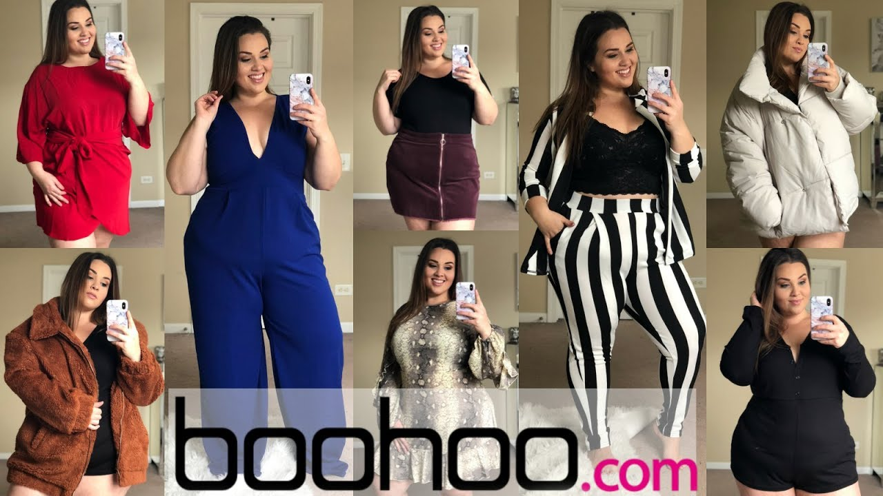 fca1f8b0039 Huge Boohoo Try-On Haul! |Plus Size Fashion| - YouTube
