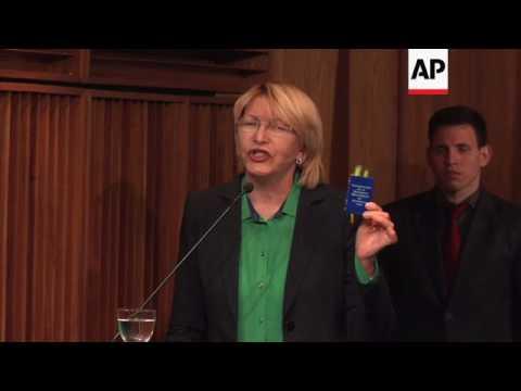 Ortega to Maduro: Stop violating the Constitution