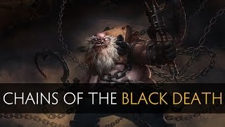 Dota 2 Chains of the Black Death (Pudge set - Workshop submission)