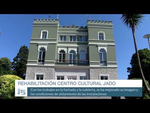 Rehabilitación Centro Cultural Jado