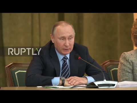 Russia: Putin discusses anti-corruption measures at Prosecutor General's Office Board