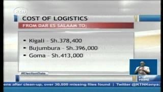 Port of Mombasa loses market to Dar es Salam Part
