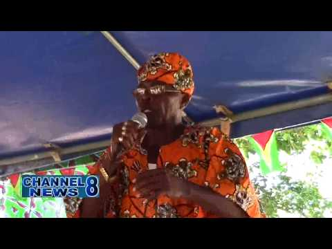 East Canje African Culture Group Holds Cultural Program