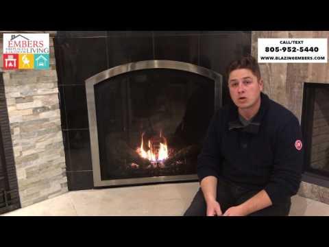 FV41 Arch Mendota Gas Fireplace Review