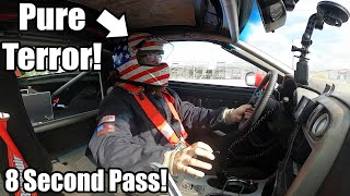 homepage tile video photo for Broke The LS Miata and Ran an 8 Second Pass in Ruby! *EPIC Drag Racing Day*