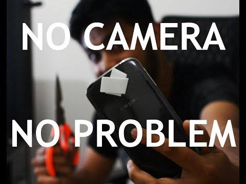 Non Camera Smartphone...Are There Any?