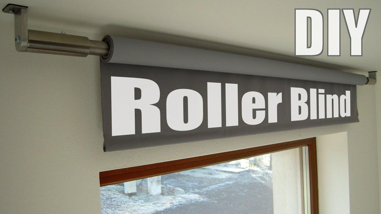Diy Electric Roller Blind You