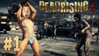 - Dead Rising 3 1 Толпы Зомби