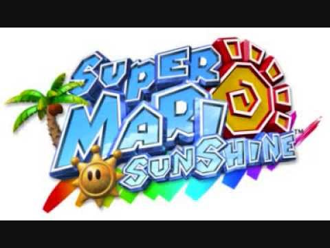 Super Mario Sunshine Isle Delfino Music