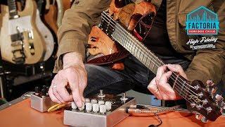 Factoría Sonidos Chile Cap.# 11: Pre Amplificadores Formato Pedal