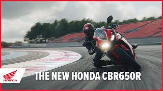 Honda CBR650R: Putting The Extra 'R' Into CBR